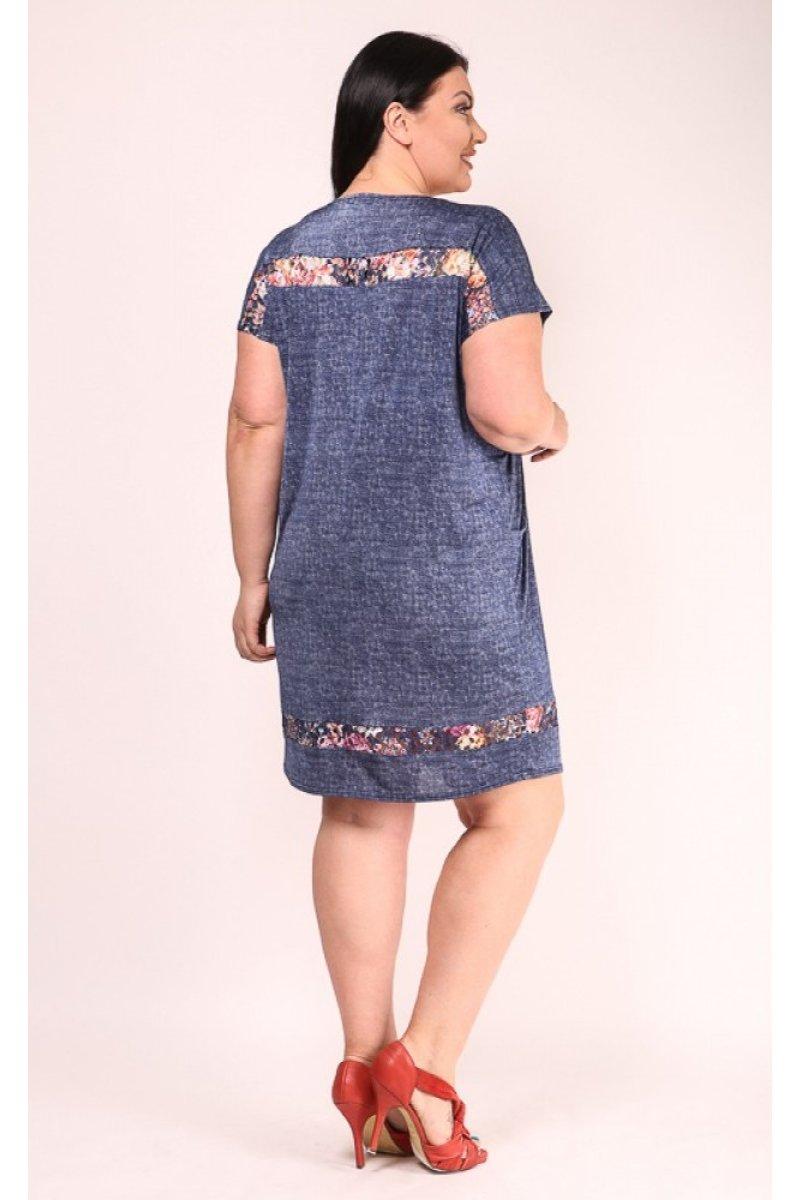 Платье Кантри (джинс)