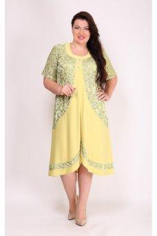 Платье Мечта (желтый)