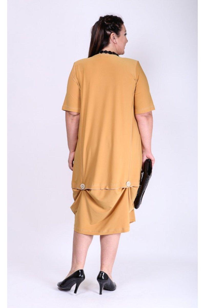 Платье Новелла (сирень)