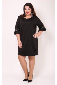 Платье Стиль(черный)