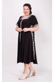 Платье Верена (черный)