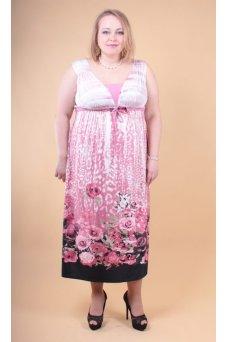 Сарафан Ампир (розовый)