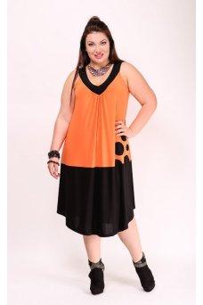 Сарафан Фантазия (оранжевый)