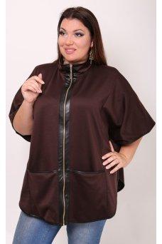 Жакет Женева 2 (коричневый)