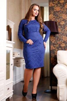 Платье Блеск А1 (фиолет)