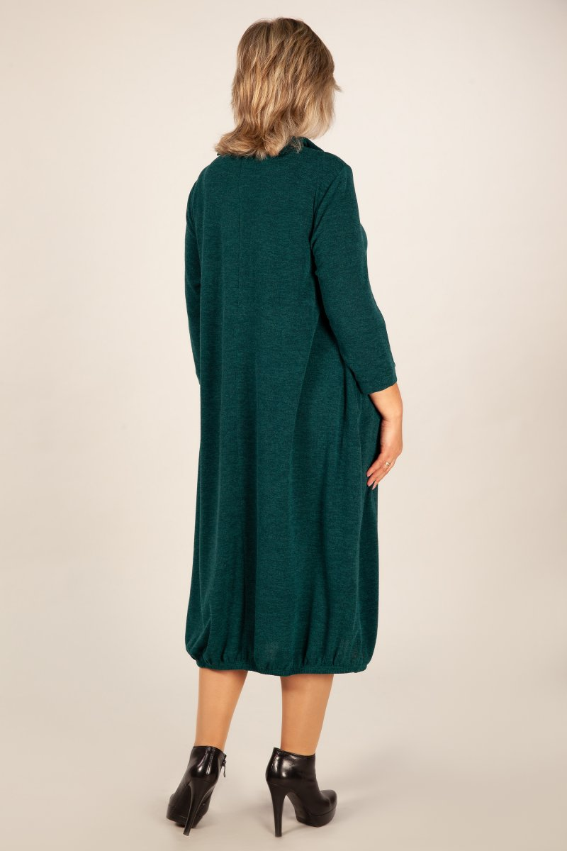 Платье Ирина (зеленый)