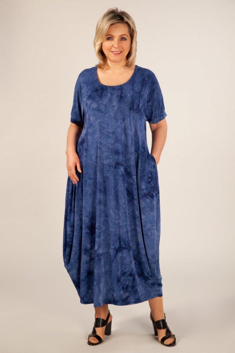 Платье Лори-2 (синий)