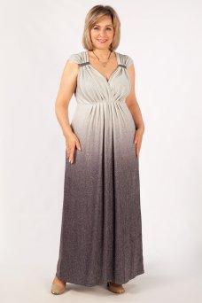 Платье Милана (серый)
