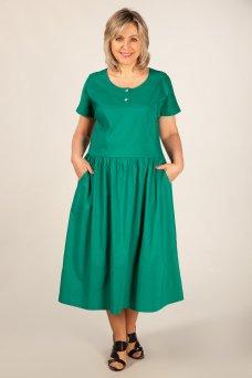 Платье Сабина (зеленый)