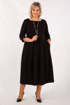 Платье Трейси (черный)