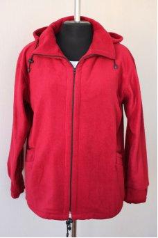 Куртка Флис (красный)