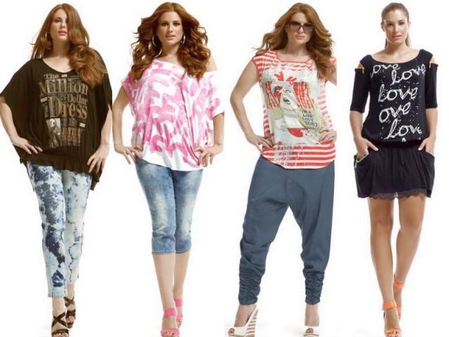 Магазины Одежды Для Полных Подростков