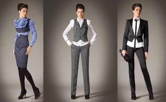 807cf0009e8d Женская одежда для офиса: закладываем основы элегантного стиля